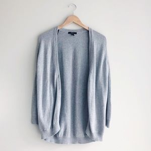 Forever 21 | Gray Knit Cardigan w/Buttons